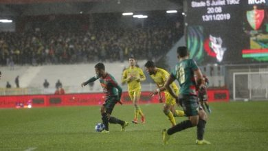 Photo of شبيبة القبائل تطيح بمولودية الجزائر 3-0