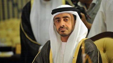 Photo of وزير الشؤون الخارجية الإماراتي يشرع في زيارة إلى الجزائر