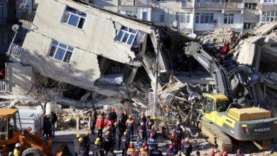 Photo of 948 هزة ارتدادية أعقبت زلزال تركيا