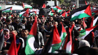 """Photo of مظاهرة حاشدة في غرة تنديدا ب""""صفقة القرن"""""""